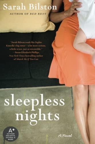 9780060889968: Sleepless Nights: A Novel