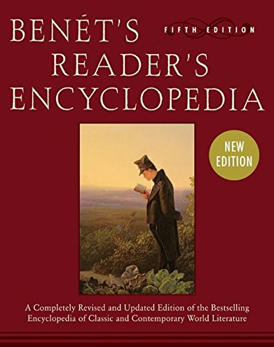 9780060890162: Benet's Reader's Encyclopedia