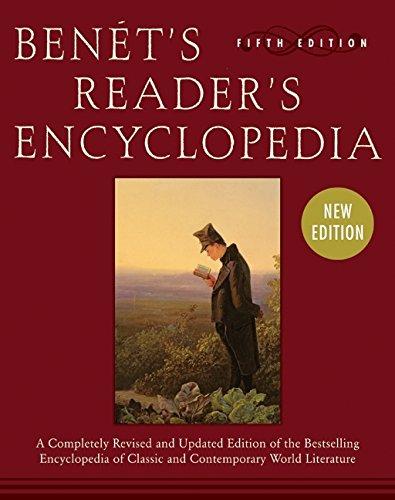 9780060890162: Benet's Reader's Encyclopedia 5e: Fifth Edition