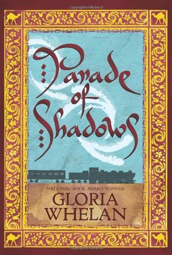 Parade of Shadows (0060890282) by Gloria Whelan
