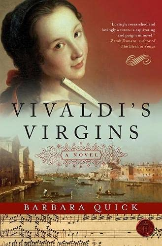 9780060890537: Vivaldi's Virgins: A Novel