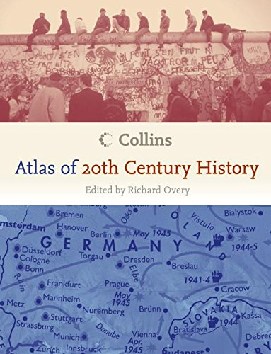 9780060890728: Collins Atlas of 20th Century History