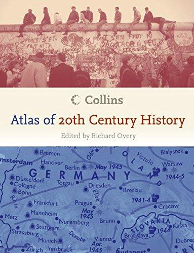 9780060890728: Collins Atlas of 20th Century History