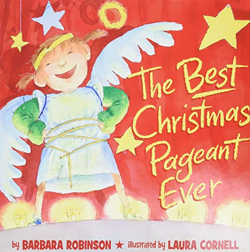 9780060890742: The Best Christmas Pageant Ever (picture book edition)