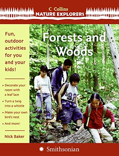 9780060890780: Forests and Woods (Collins Nature Explorers)