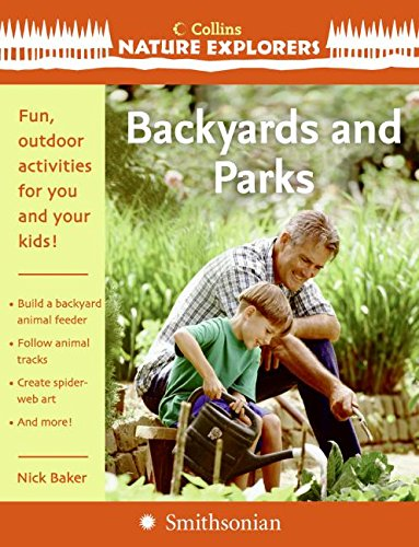 9780060890797: Backyards and Parks (Collins Nature Explorers)