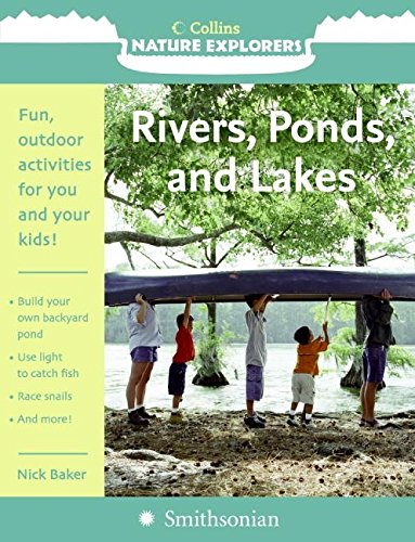 9780060890803: Rivers, Ponds, and Lakes (Collins Nature Explorers)