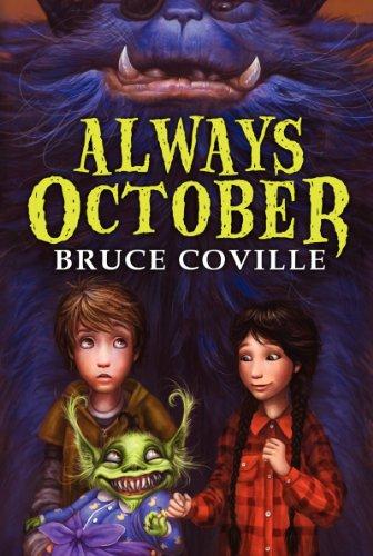 Always October: Bruce Coville