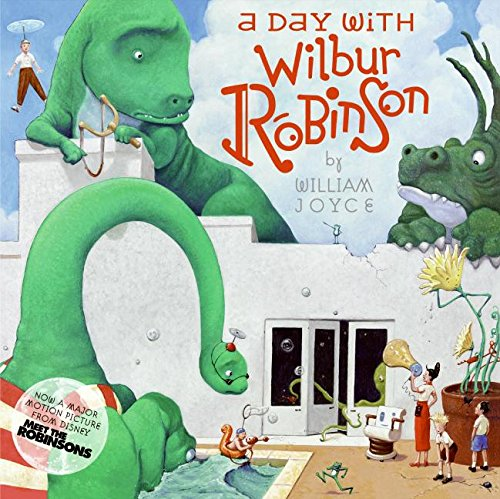 9780060890988: A Day with Wilbur Robinson