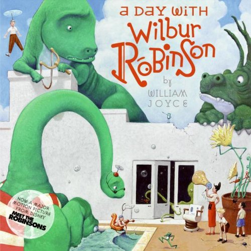 9780060890995: A Day with Wilbur Robinson