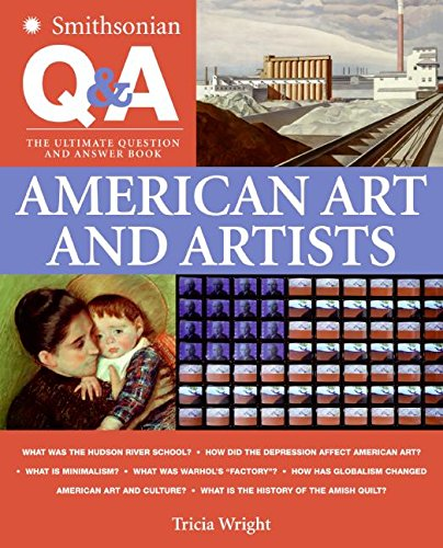 9780060891244: Smithsonian Q & A: American Art and Artists: The Ultimate Question & Answer Book