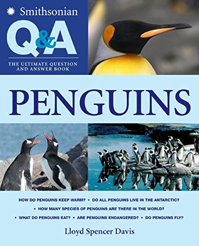 Smithsonian Q & A: Penguins: The Ultimate Question & Answer Book: Davis, Lloyd Spencer