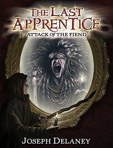 9780060891275: Last Apprentice: Attack of the Fiend (Book 4), The