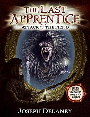 9780060891282: The Last Apprentice: Attack of the Fiend (Book 4)
