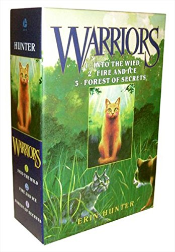 9780060891909: Warriors Box Set: Volumes 1 to 3