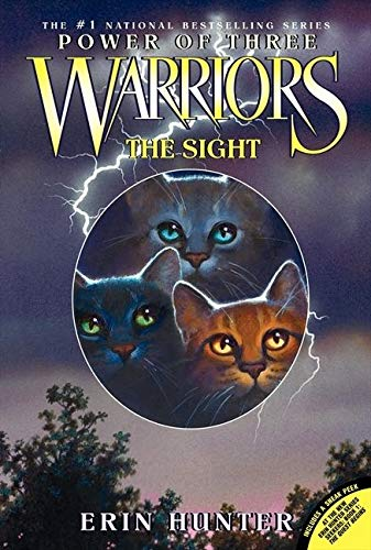 9780060892012: Warriors: Power of Three #1: The Sight