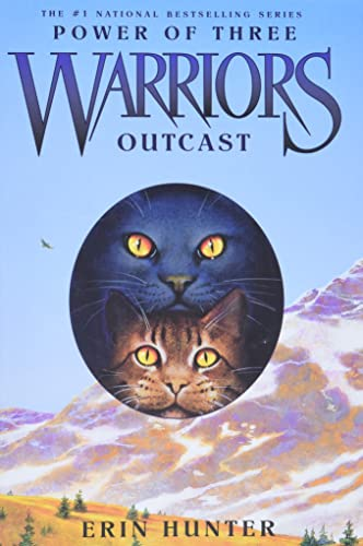 9780060892081: Outcast (Warriors: Power of Three, Book 3)