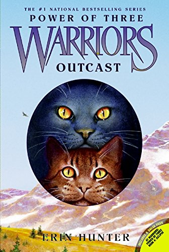 9780060892104: Warriors: Power of Three #3: Outcast