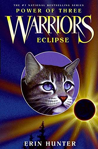 Warriors: Power of Three, Book #4: Eclipse ***SIGNED***: Erin Hunter