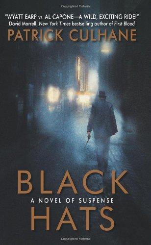 9780060892548: Black Hats: A Novel of Suspense