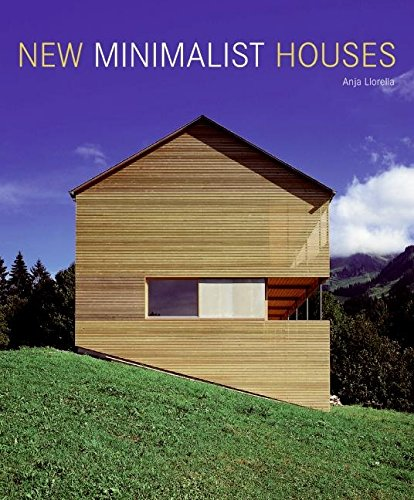 9780060893163: New Minimalist Houses