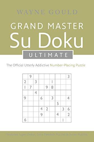 9780060893279: Grand Master Ultimate Sudoku