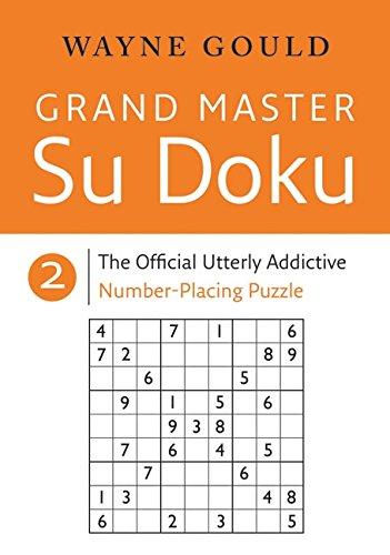 9780060893293: Grand Master Sudoku 2