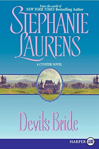 9780060896362: Devil's Bride LP (Cynster Novels)