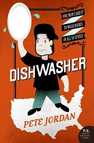 [signed] Dishwasher : One Man's Quest to Wash Dishes in All Fifty States 9780060896423 Dishwasher is the true story of a man on a mission: to clean dirty dishes professionally in every state in America. Part adventure, part