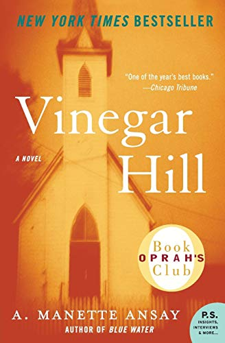 9780060897840: Vinegar Hill (P.S.)