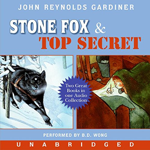 9780060897864: Stone Fox and Top Secret CD