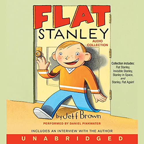 9780060897871: Flat Stanley Audio Collection CD