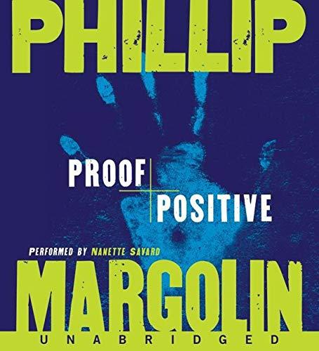 9780060897970: Proof Positive CD (Amanda Jaffe Series)