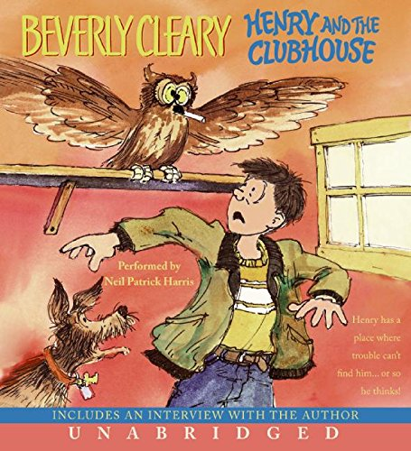 9780060898366: Henry and the Clubhouse CD (Henry Huggins)