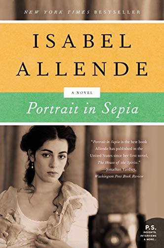 9780060898489: Portrait in Sepia: A Novel