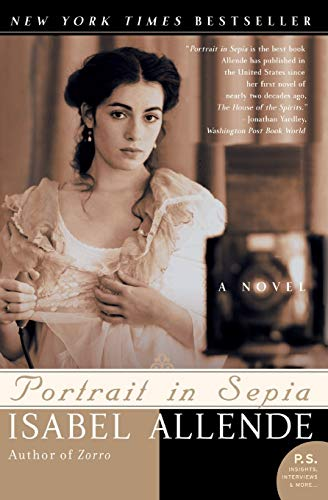 9780060898489: Portrait in Sepia: A Novel