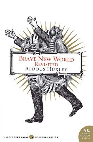 9780060898526: Brave New World Revisited