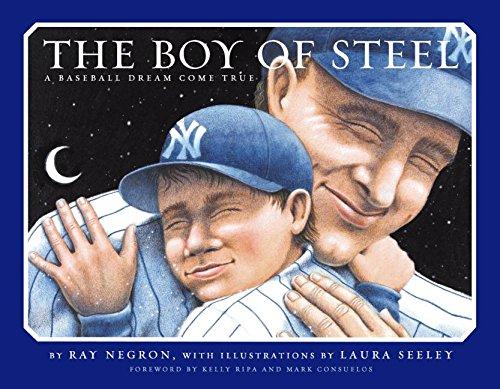 9780060898700: The Boy of Steel: A Baseball Dream Come True