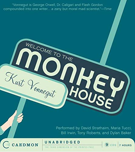 9780060898717: Welcome to the Monkey House Unabridged CD