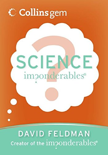 9780060898861: Imponderables(R): Science (Collins Gem) (Imponderables Books)