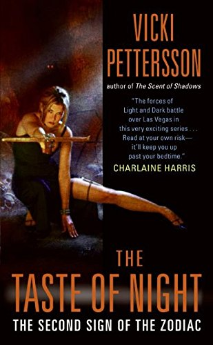 9780060898922: The Taste of Night: The Second Sign of the Zodiac (Signs of the Zodiac Series)