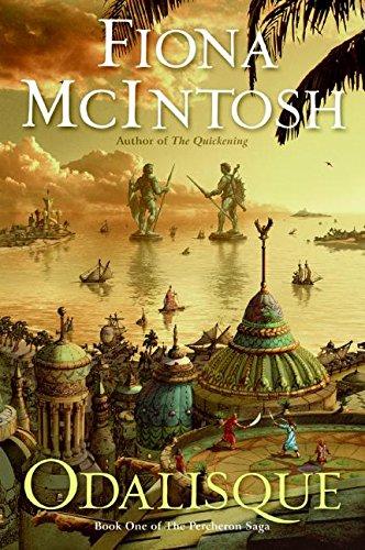 9780060899059: Odalisque: Book One of The Percheron Saga