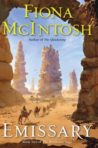 9780060899066: Emissary: Book Two of The Percheron Saga