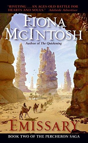 9780060899127: Emissary: Book Two of The Percheron Saga