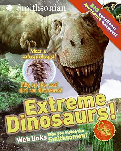 9780060899677: Extreme Dinosaurs! Q&A (Smithsonian Q & A (Children's Paperback))