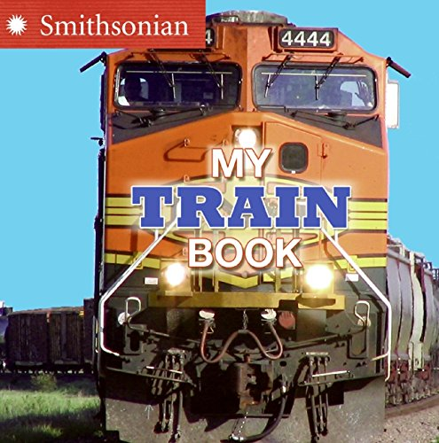 9780060899707: My Train Book (Smithsonian)