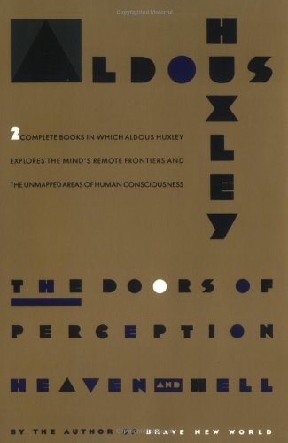 9780060900076: The Doors of Perception and Heaven and Hell