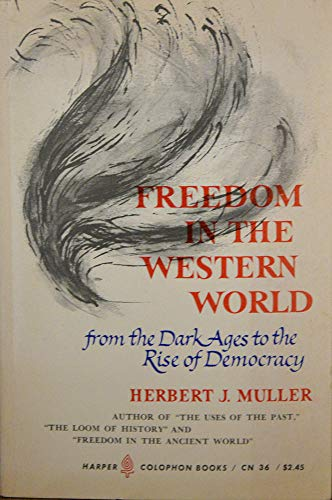 9780060900366: Freedom in Western World