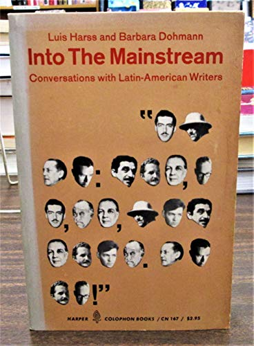 Into the Mainstream: Conversations with Latin American