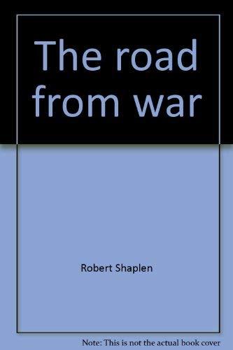 9780060901806: The road from war; Vietnam 1965-1971 (Harper colophon books, CN 180)